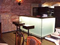 Rekonstrukce prostor restaurace MUŠKETÝR