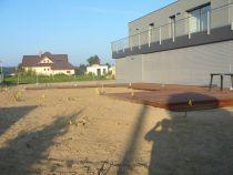 Dostavba rodinného domu ul. Polní, Louňovice