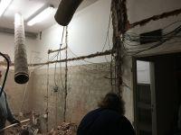 Rekonstrukce kuchyně restaurace LA VERANDA, Elišky Krásnohorské 10/2, Praha 1 - Josefov