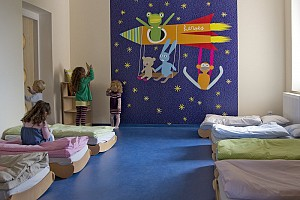 Rekonstrukce mateřské umělecké školky